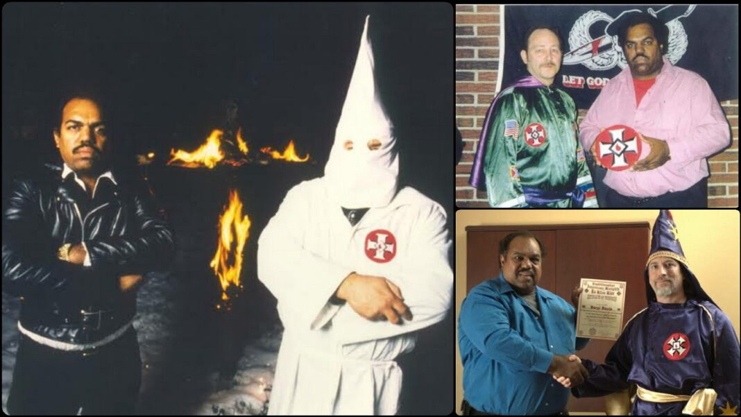 Story Of Black Man Who Convinced 200 KKK Members To Give Up Their Robes