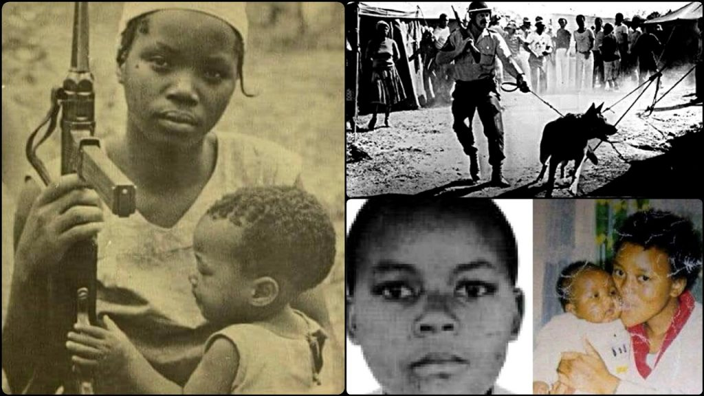 Story Of Female Liberation Fighter Who Was Killed By White-Apartheid Police (Phila Portia Ndwandwe)