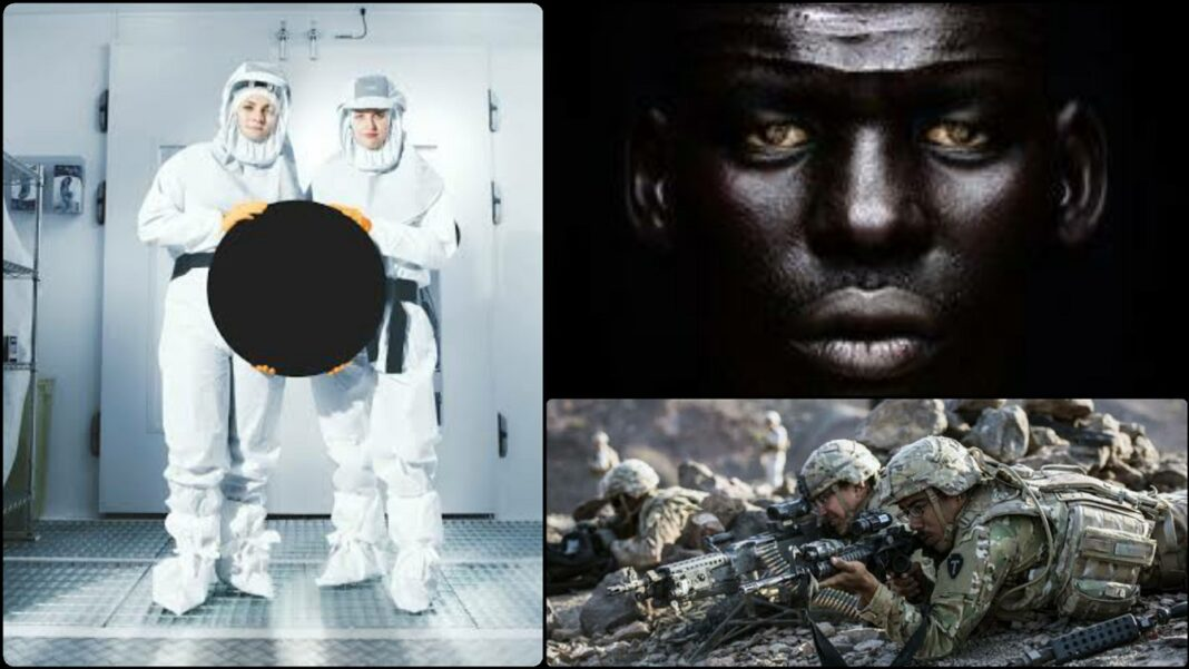 United States Government Plans To Use Melanin For Military Armor, Weapons, And Energy Storage