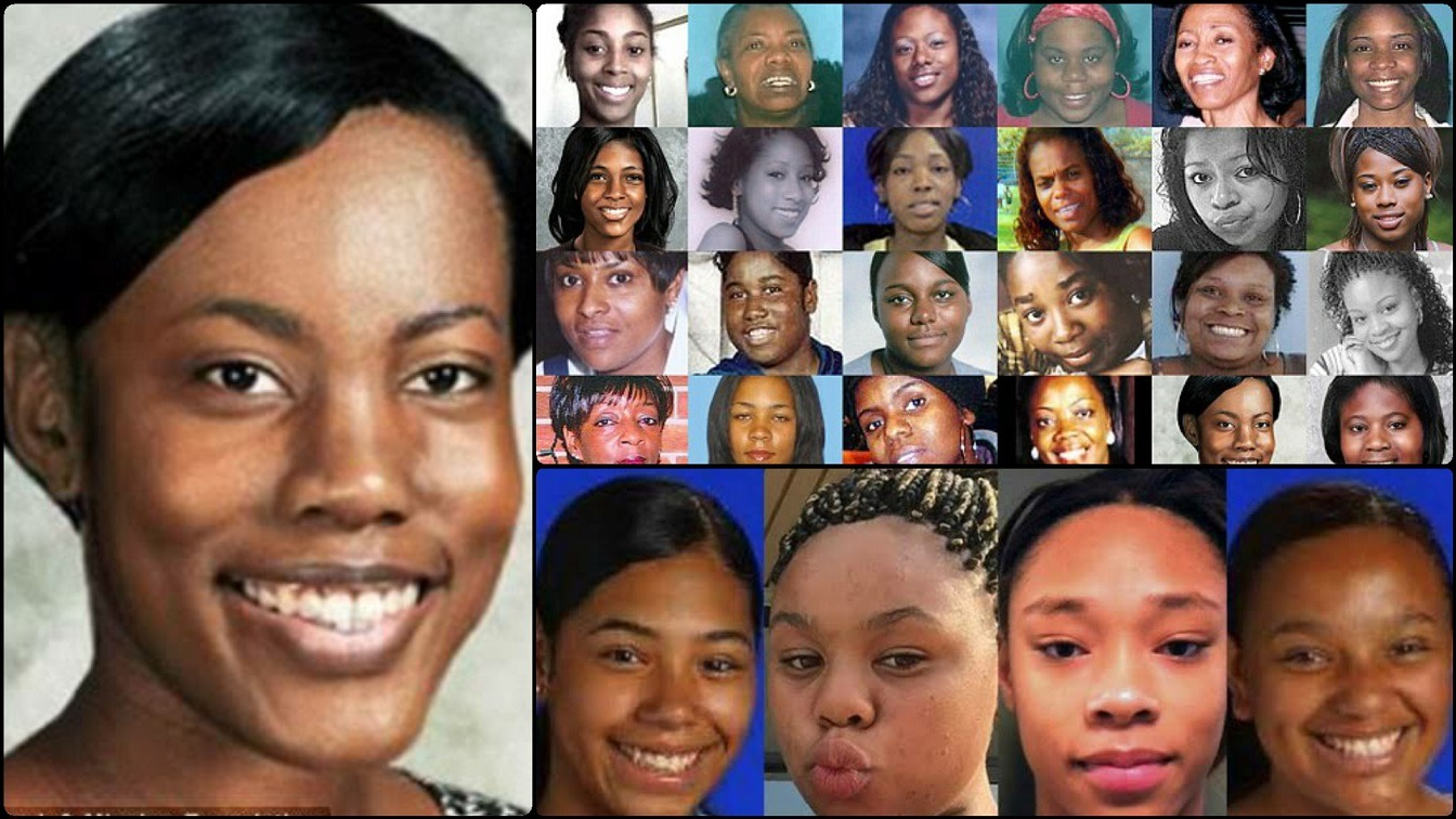 Who Kidnapped Over 199,000 Black Girls In America In The Last 10 Years