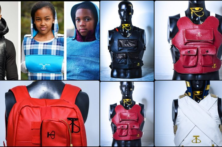Black Ex-Cop Starts Bulletproof Vest Line For Adults And Children And Sales Go Up 400%