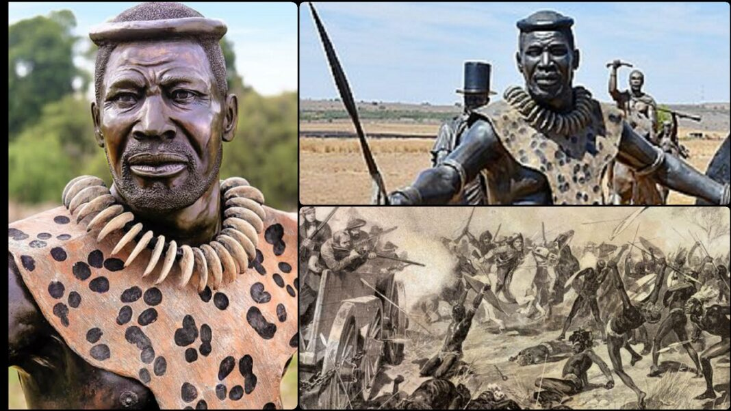 History Of Zulu king Who Invited Delegation Of Invading Europeans To A Meeting & killed 100 Of Them