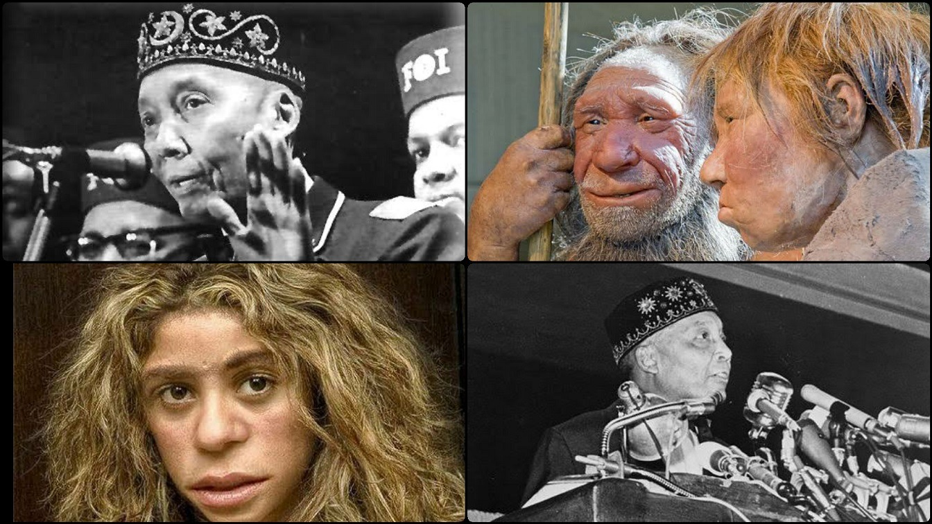 Scientists Now Support Elijah Muhammads Story Of Creation Of Caucasian Race Around 6000 Years Ago