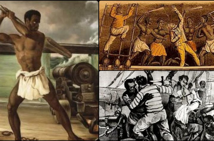 Story Of African Slaves From U.S Who Hijacked A Ship In 1841 And Sailed Into Freedom In The Bahamas