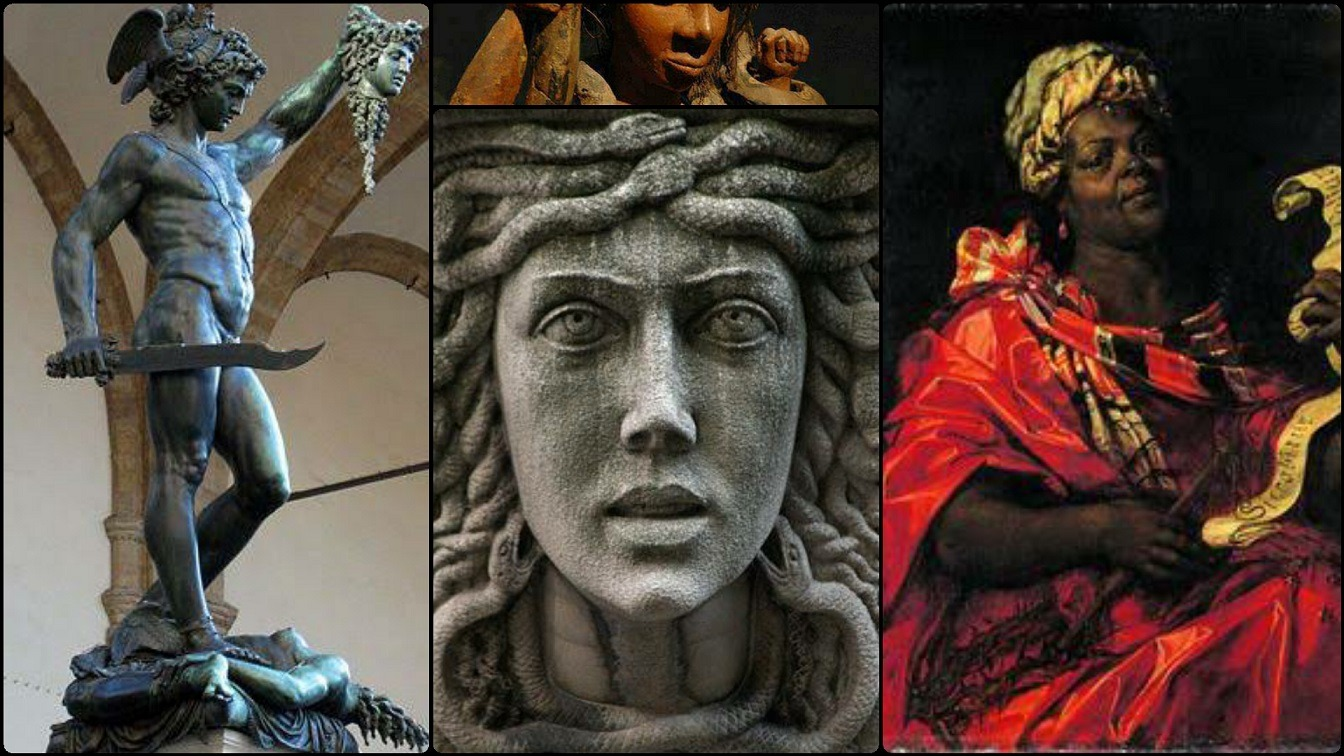 Story Of Medusa A Tale Of European Fear Of Black Women With Spiritual Power Like The Sibyls
