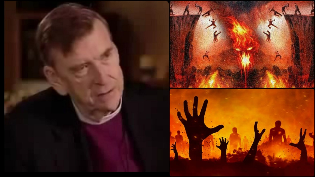Video Retired Priest Says Hell Was Invented By The Church To Control People With Fear