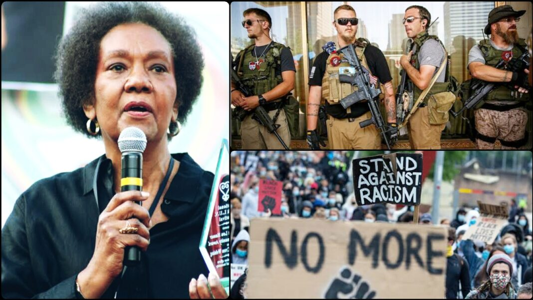 White Supremacy Is Rooted In Fear Of Genetic Annihilation Says Dr Frances Welsing