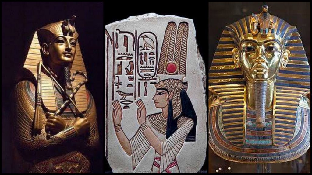 A Brief History Of Ancient Egyptian Art The Noble Ways Of The Africans That Walked Before Us