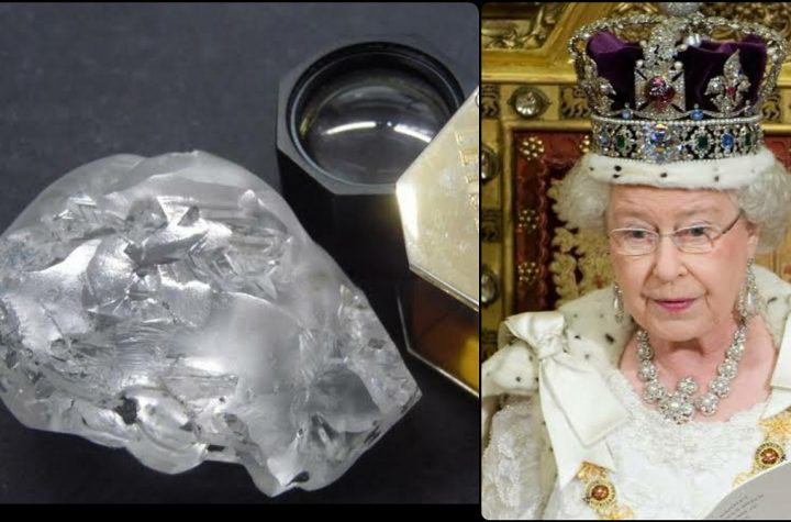 Another Massive Diamond Found In Lesotho Will It End On The Queens Crown Like The Rest