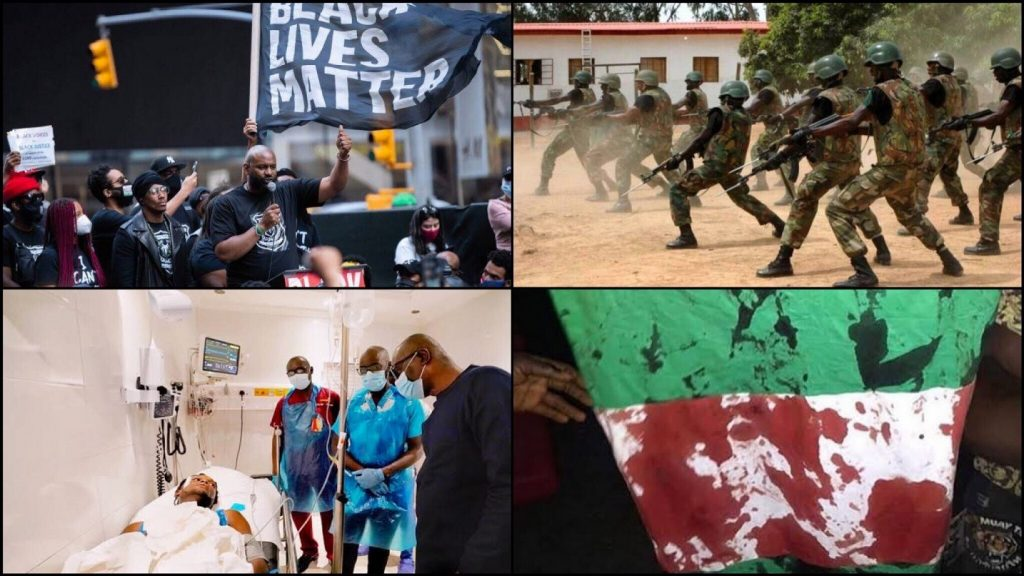Dear Black Lives Matter Time To Stand Up For Youths Massacred By Nigerian Army