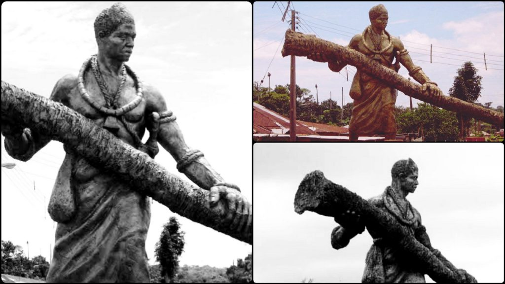 History of Giant Warrior Prince of Benin Who Could Uproot Palm Trees With His Bare Hands Idudor