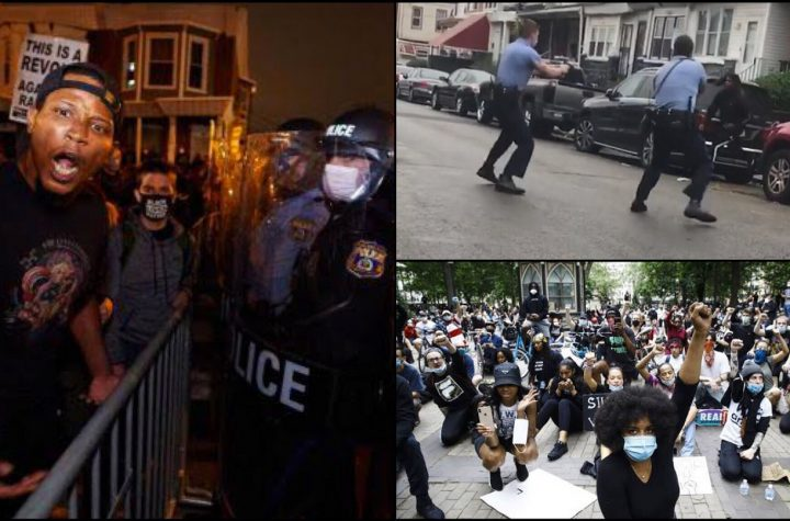 Philadelphia Imposes Curfew And Calls In The National Guard Over Protest For Wallaces Murder
