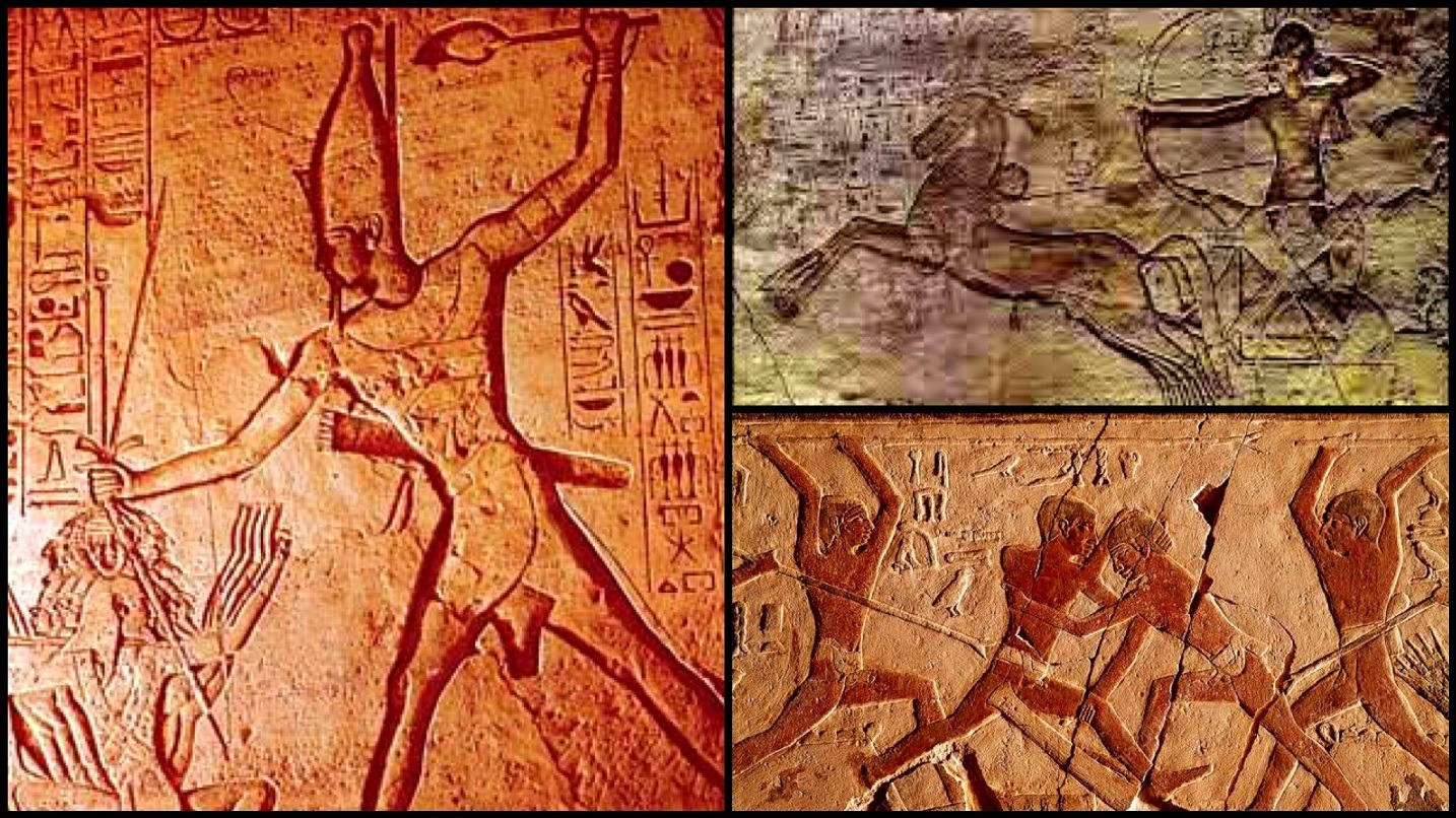 The Captivating History of War, Blood, And Sand In Ancient Egypt Warfare