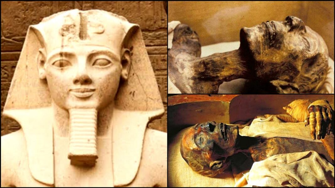 Archaeologists Claim Ramses II Was The Pharoah Moses Fought - Says French Stole His Body Parts