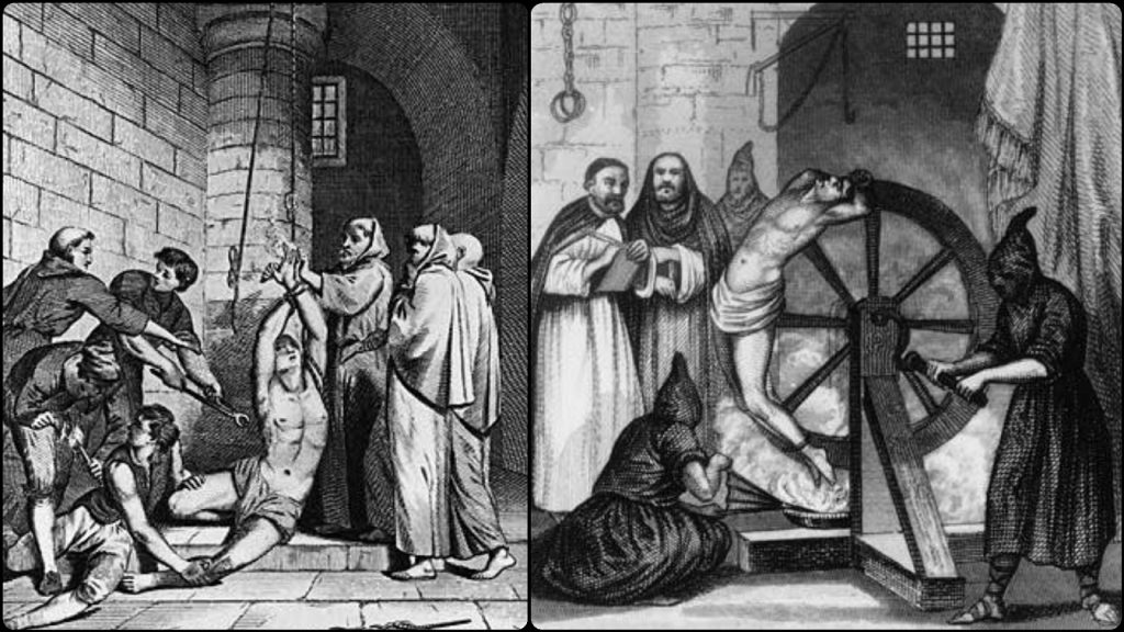 Detailed History Of The Spanish Inquisition Of 1478-1834