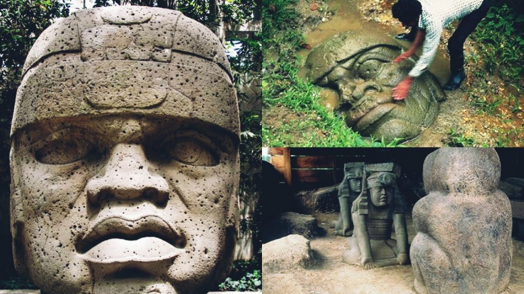 History Of The Magnificent Olmec Civilisation The Story Of The Rubber People