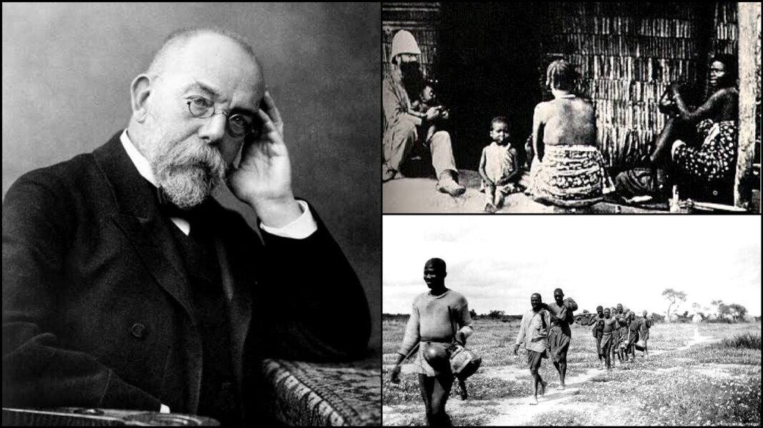 How German Scientist Used Indigenous African People As Lab Rats In The Early 1900s