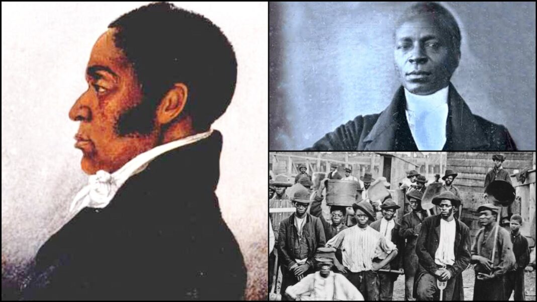 James Forten The Black Sailmaker Who Used His Money To Buy Freedom For Slaves
