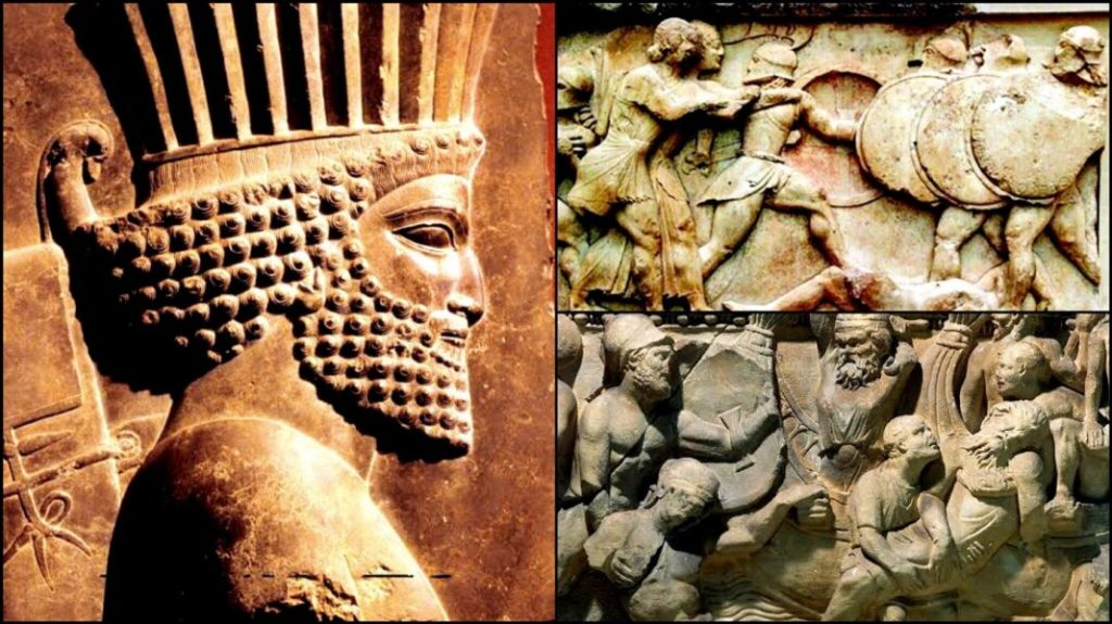 Historic Battle Of Marathon – Clash Of The Formidable Persian Empire And Greece In 490 BC