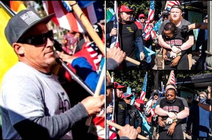 LAPD Seeks To Identify Two White Trump Supporters Who Beat Up Black Woman, Nibo
