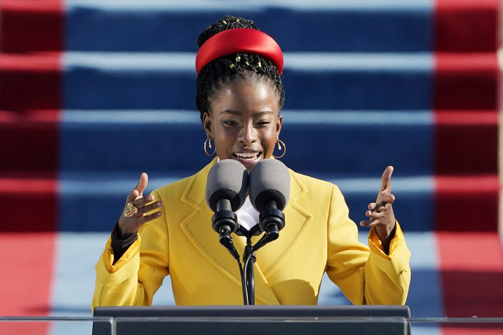 Some Facts To Know About Amanda Gorman, The Young Black Poet That Performed At Bidens Inauguration