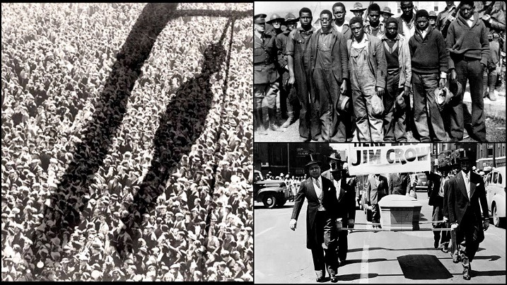 The Jim Crow South Lynching Of Blacks In America Racism Or Religious Rituals