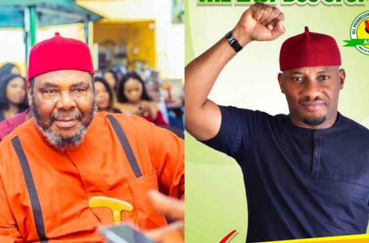 Chief Pete Edochie Veteran Actor Endorses Son, Yul Edochies 2023 Presidential Ambition