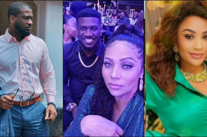 Peter Okoye In An Allegedly Hot Romance With Ugandan Mistress - Na True Or Na Lie