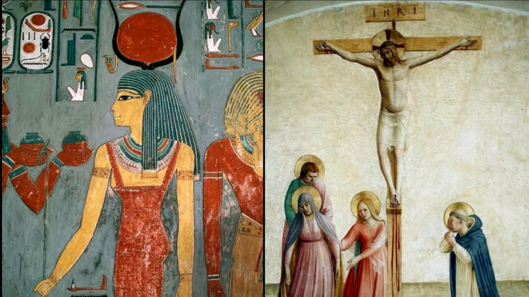 The Worship of The Egyptian Goddess Isis The Path To Christianity