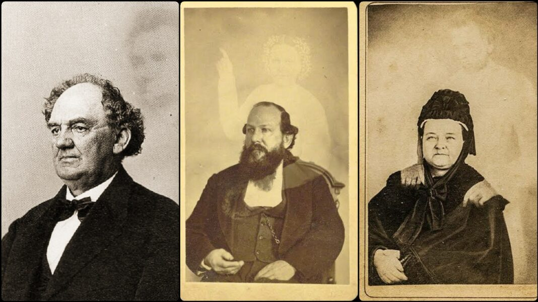 William Mumler The 19th Century Spirit Photographer Who Claimed To Capture Ghosts