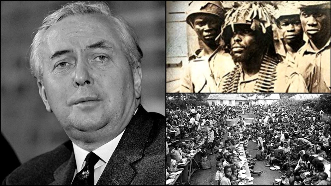 Britains Role In The Biafran Genocide A Look Into What Really Happened