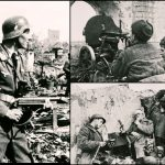 The Battle Of Stalingrad Between Germany Axis Powers The Soviets In World War II