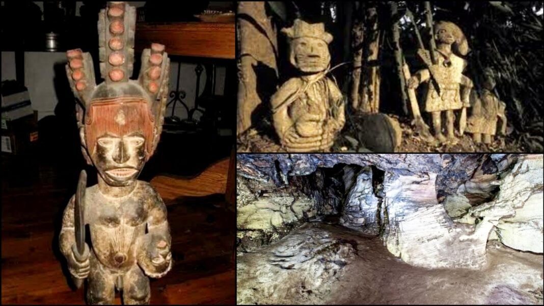 The Oracle Of Ibini Ukpabi And The Wonders Of The Cave Temple Complex Of Arochukwu
