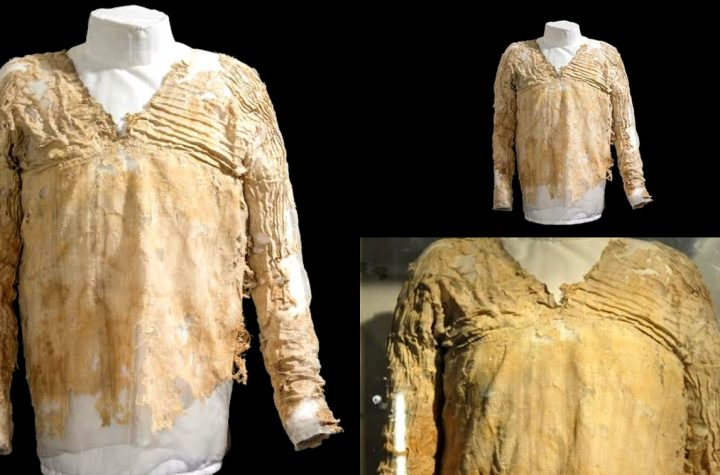 Archaeologists Discover 5,000 Years Old Egyptian Dress - The Oldest Dress In The World