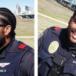 Black Cop's Job Terminated For Having Braided Hair While on Duty