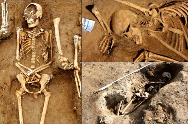 Centuries-Old Bodies Of Tied Enslaved Africans Found Buried At A Rubbish Dump In Portugal