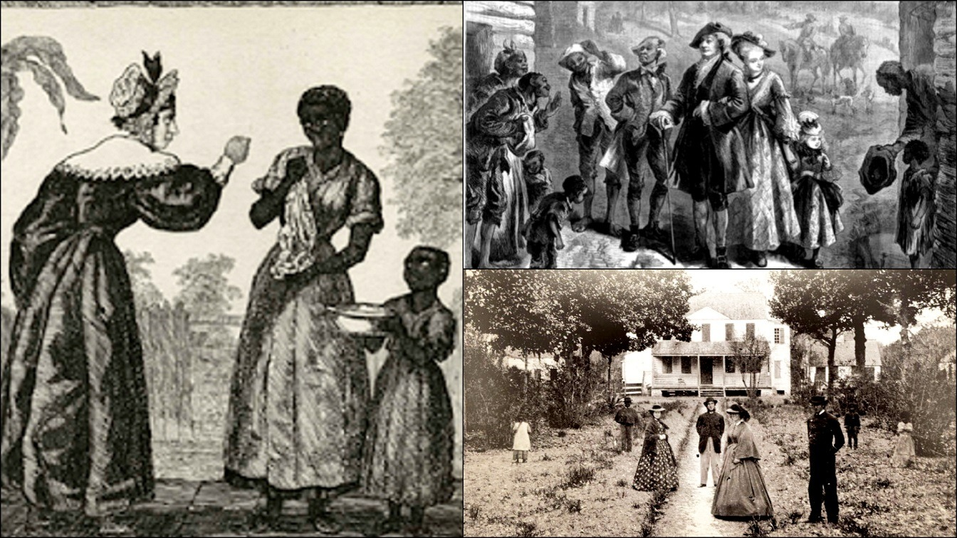 Here Are Some Of The Evil Ways White Women Participated In Enslavement Of Blacks