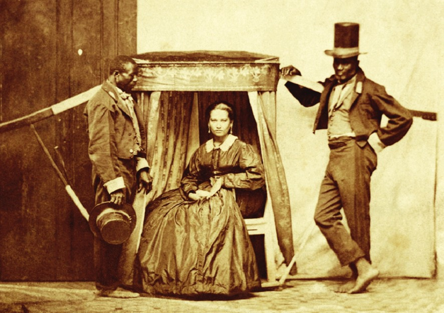 History Of The 'Love' Affairs Between Rich White Women And Enslaved Black Men