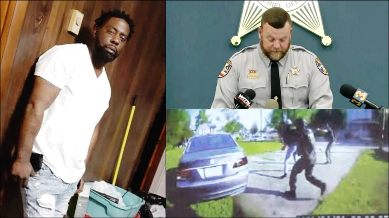 Deputies Involved In Andrew Brown Jr.'S Gruesome Murder Will Not Be Charged