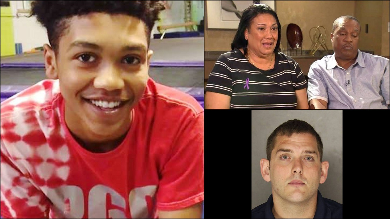 Family Of Antwon Rose Black Teen Shot And Killed By A White Cop Settles For $2 Million