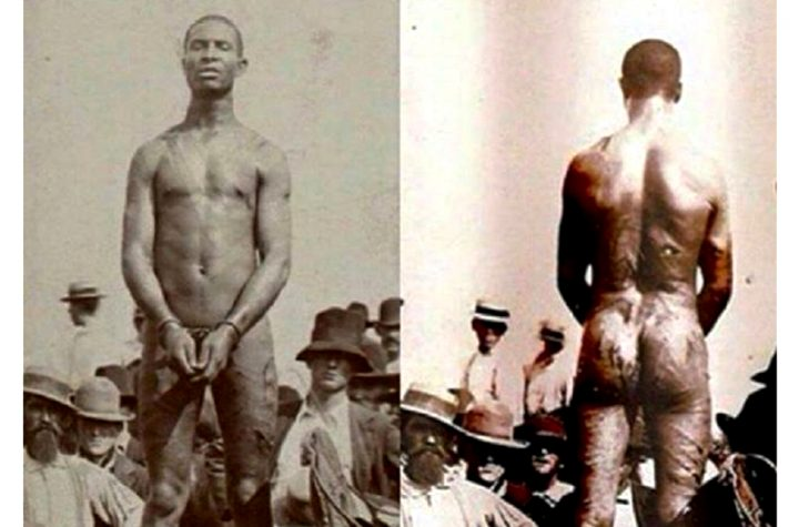 Frank Embree Was Falsely Accused Of Rape And Lynched In 1899 And Gory Photos Used For Postcards