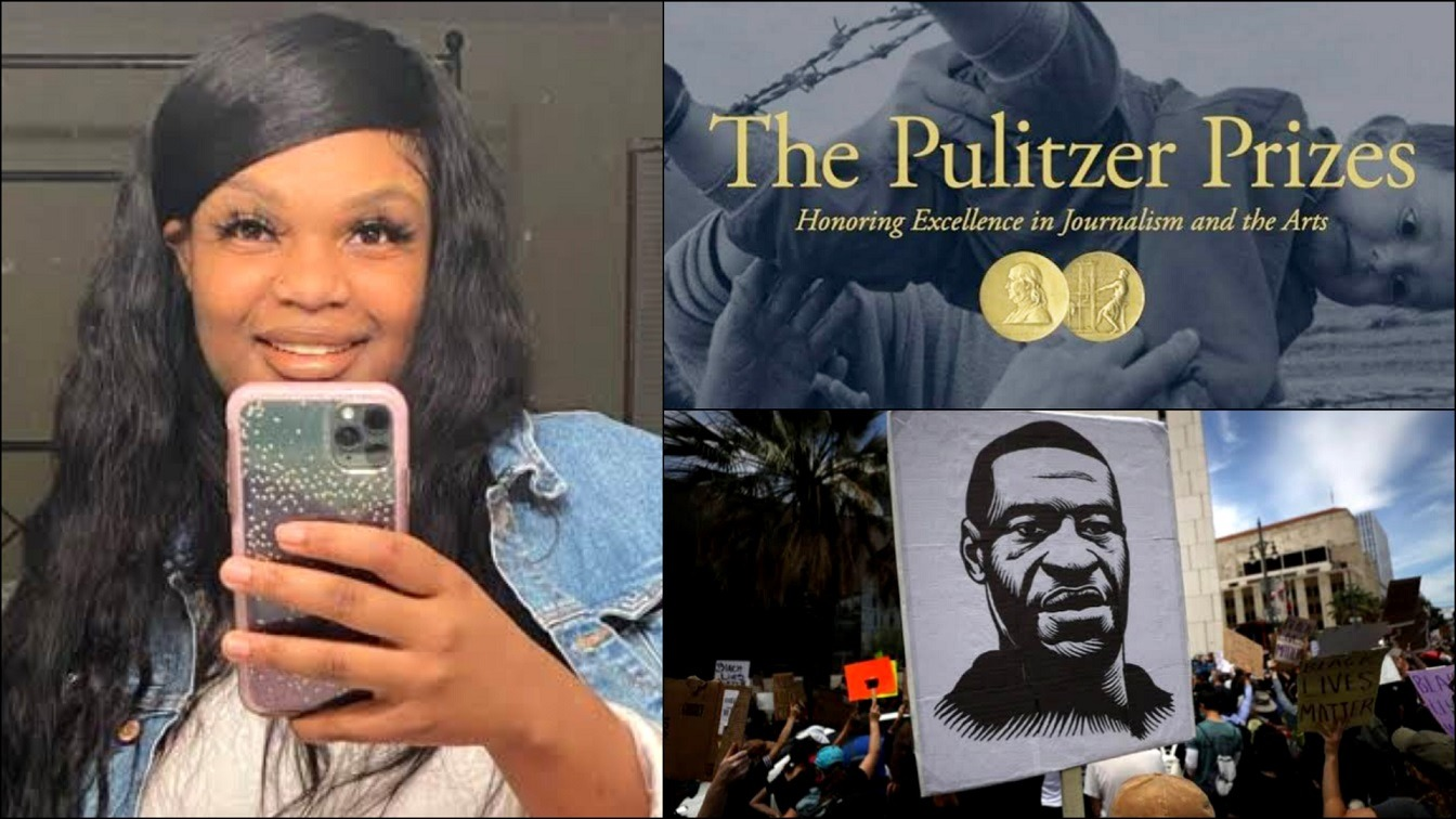 Girl Who Recorded George Floyd's Murder, Has Been Awarded By Pulitzer Prize Board