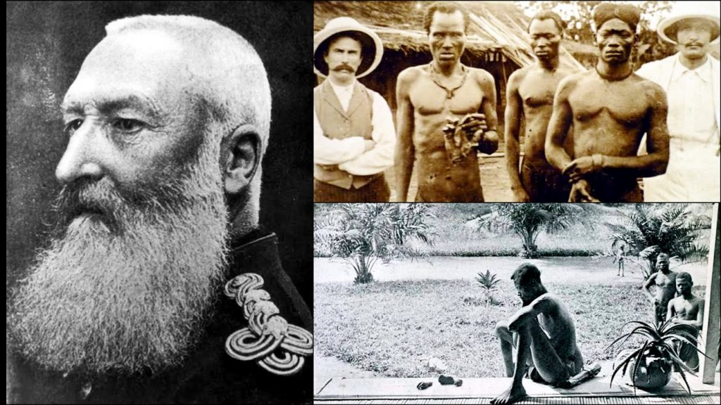 History Of The Murder Of 10 Million Kongolese By King Leopold II Of Belgium & His Men