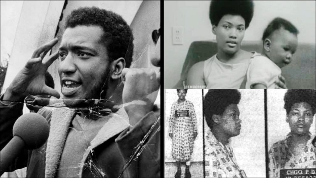 How Assassination Of Black Panther's Fred Hampton Affected His 19-Year-Old Pregnant Fiancée