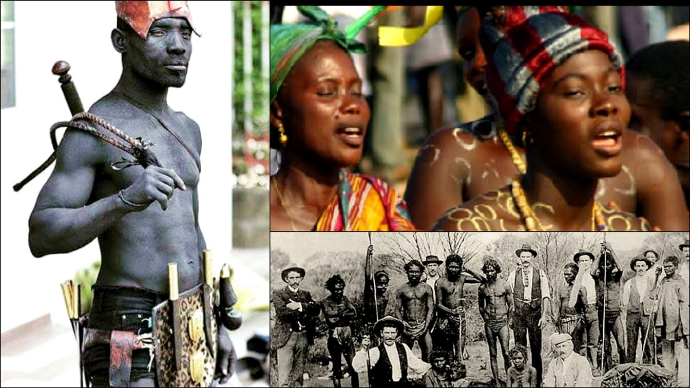 How Dutch Colonialists Robbed And Raped Ahanta People Of Africa Of Her Riches