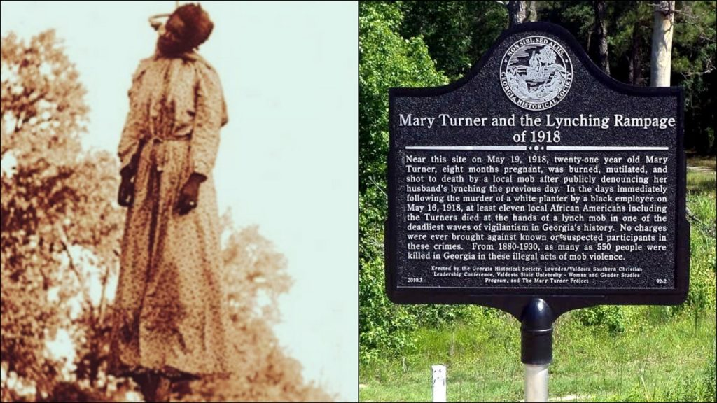 How White Mob Brutally Lynched A Pregnant Black Woman, Mary Turner In 1918