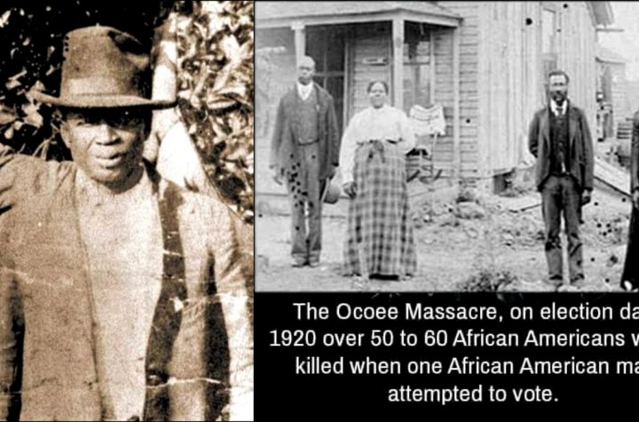 How White Mob Murdered 50 Blacks And Forced An Entire Black Community To Flee In 1920 [The Ocoee Massacre]