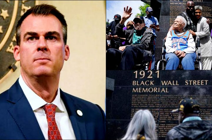 Oklahoma's Governor Was Kicked Off Planning Committee Of 100th Anniversary Of Tulsa Race Massacre