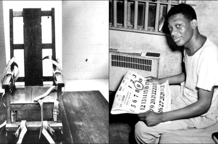 The Cruel Electrocution Of Black Teenager Willie Francis In 1946 For A Crime He Didn't Commit