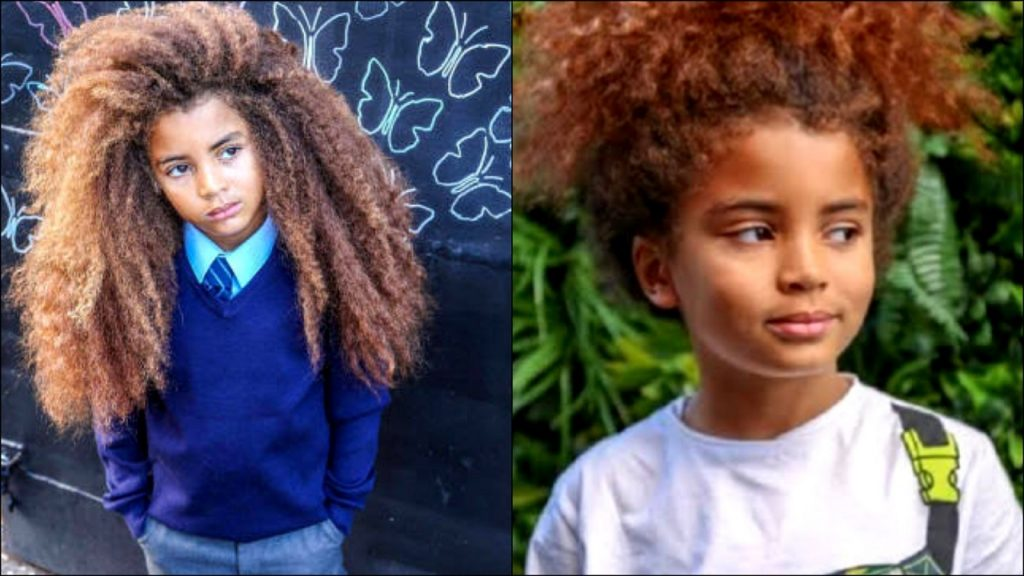 This 8-Year-Old Boy Was Denied Admission Into Two Schools In UK Because Of His Long Natural Hair